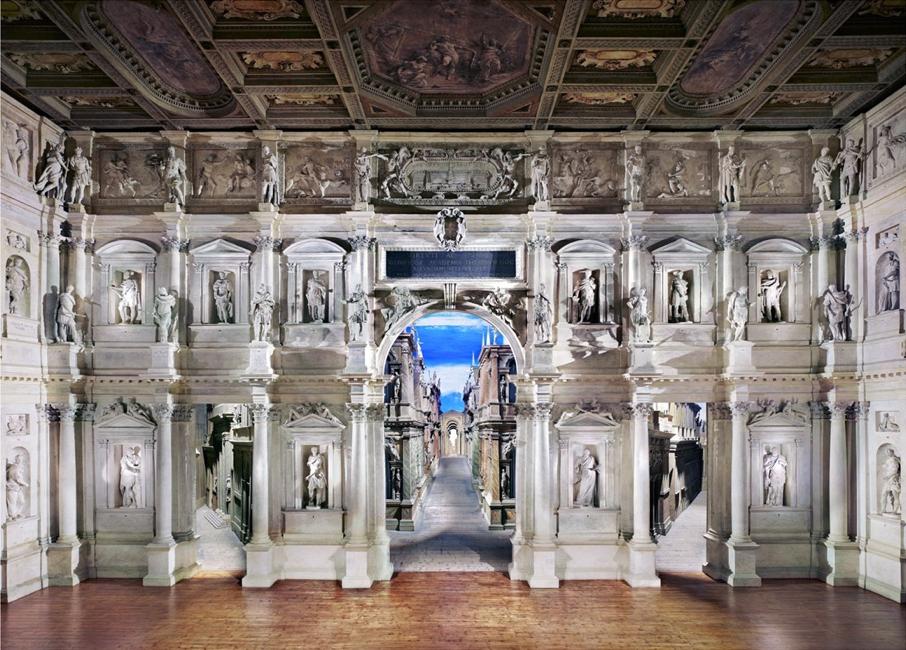 Teatro Olímpico, Vicenza