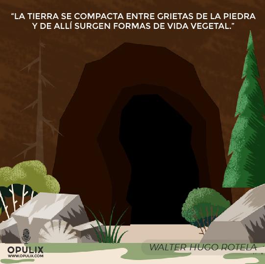 La gruta gemela