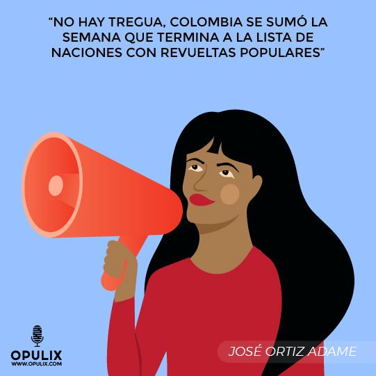 Colombia en turno